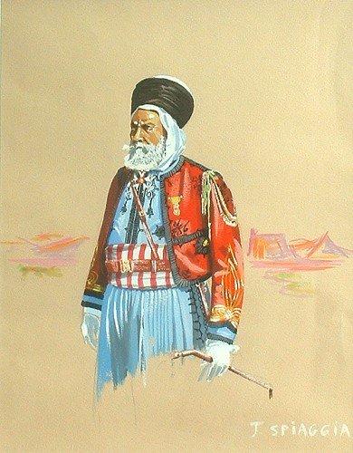 soldat grec cavalerie