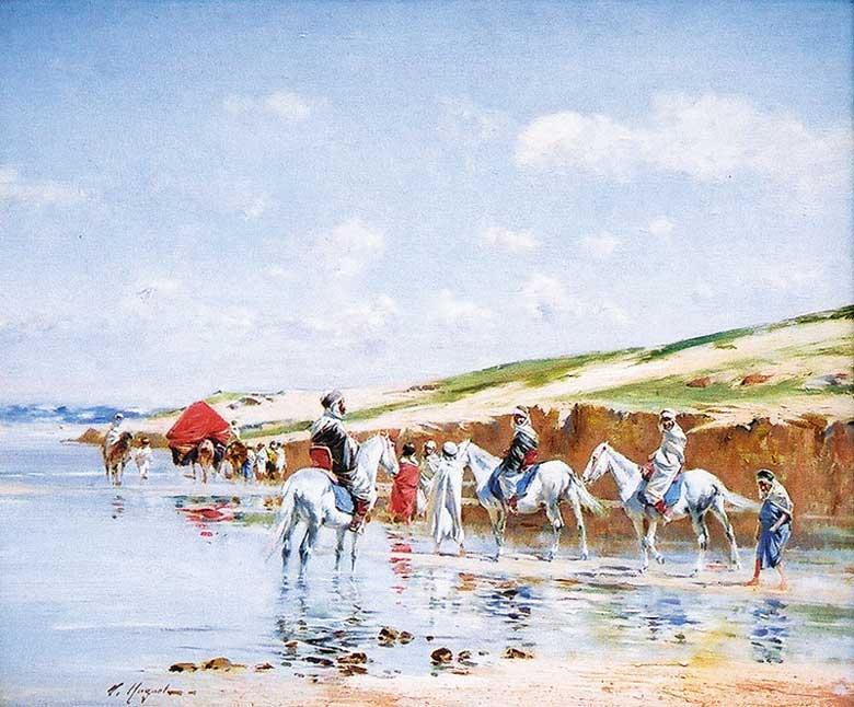 Alg rie en peinture fronac for Peinture satinee algerie prix